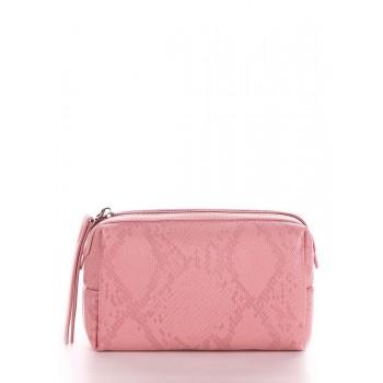 фото косметичка Alba Soboni 637 пудрово-розовый купить