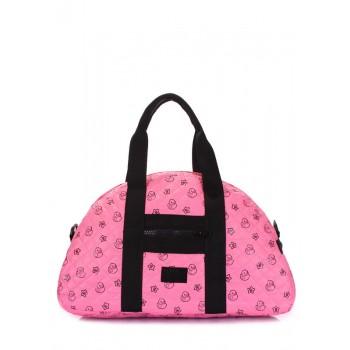 фото сумка POOLPARTY alaska-ducks-pink купить
