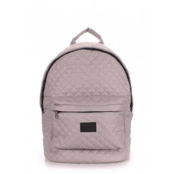 фото рюкзак POOLPARTY backpack-theone-grey купить