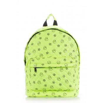 фото рюкзак POOLPARTY backpack-theone-salad-ducks купить