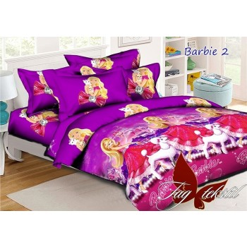 фото комплект постельного белья TAG Barbie 2 купить