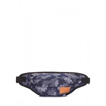 фото сумка на пояс POOLPARTY bumbag-camouflage купить