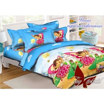 фото комплект постельного белья TAG Даша-путешественница купить