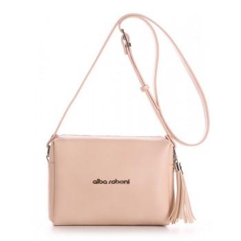 фото сумка Alba Soboni E18048 бежевый купить