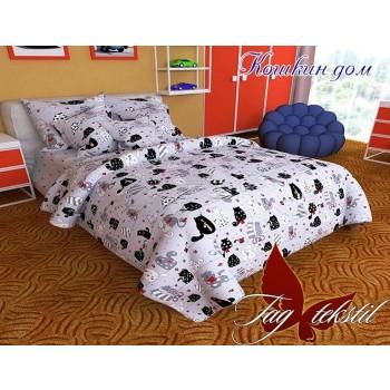 фото комплект постельного белья TAG Кошкин дом купить