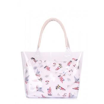 фото сумка POOLPARTY fresh-marine купить