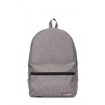 фото рюкзак POOLPARTY hike-grey купить