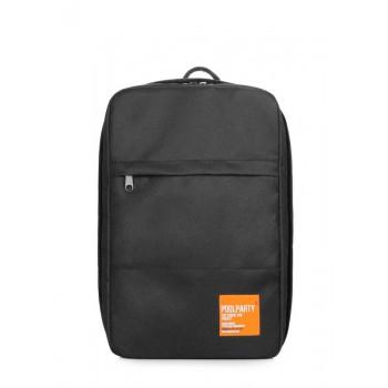 фото рюкзак POOLPARTY hub-black купить