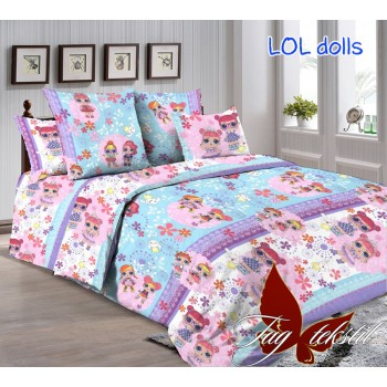 фото комплект постельного белья TAG Lol dolls купить
