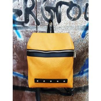 фото рюкзак Alba Soboni MAN-014-4 желтый купить