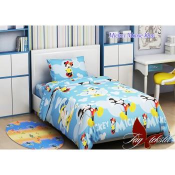фото комплект постельного белья TAG Mickey Mouse blue купить