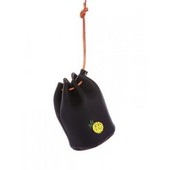 фото брелок Alba Soboni мини сумочка со шнуром черная купить