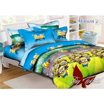 фото постельное белье TAG Minion 2 купить