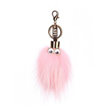 фото брелок Alba Soboni монстр розовый купить