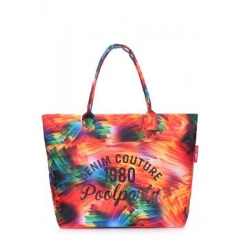 фото сумка POOLPARTY paradise-firebird купить