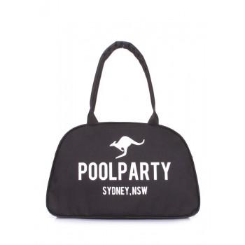 фото сумка POOLPARTY pool-16-oxford-black купить