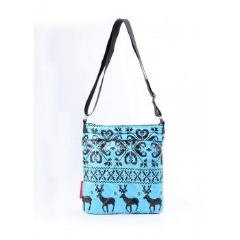 фото сумка POOLPARTY pool-55-blue купить