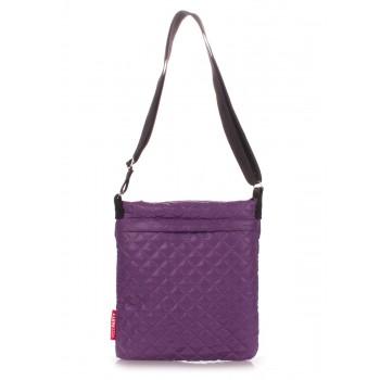 фото сумка POOLPARTY pool-59-eco-violet купить