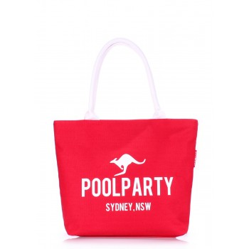 фото сумка POOLPARTY pool9-red купить