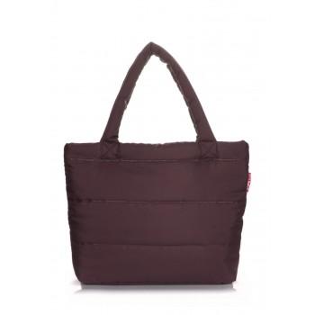 фото сумка POOLPARTY pp4-brown купить