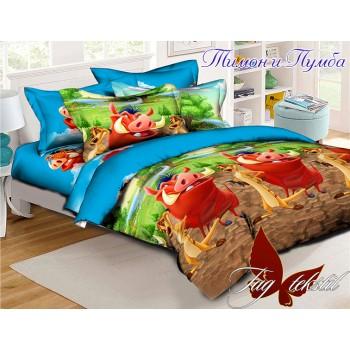 фото детское постельное белье TAG Тимон и Пумба купить