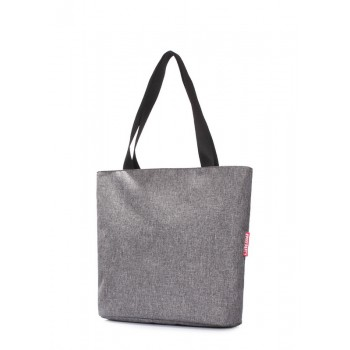 фото сумка POOLPARTY select-grey купить