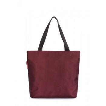 фото сумка POOLPARTY select-marsala купить