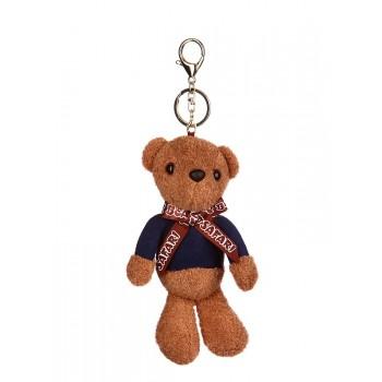 фото брелок Alba Soboni мягкая игрушка мишка teddy купить