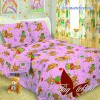 Комплект постельного белья TAG Обезьянки роз.